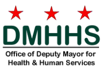 Office of the Mayor for Health and Human Services logo