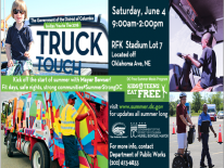 Truck Touch Web Banner